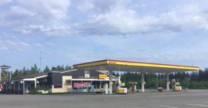 Shell Kangasniemi