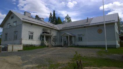 Koittilan koulu ja Mörrimöykyn kolo