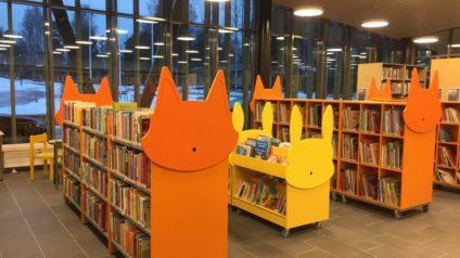 Lasten kirjasto