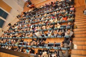 kangasniemisalin yleisö