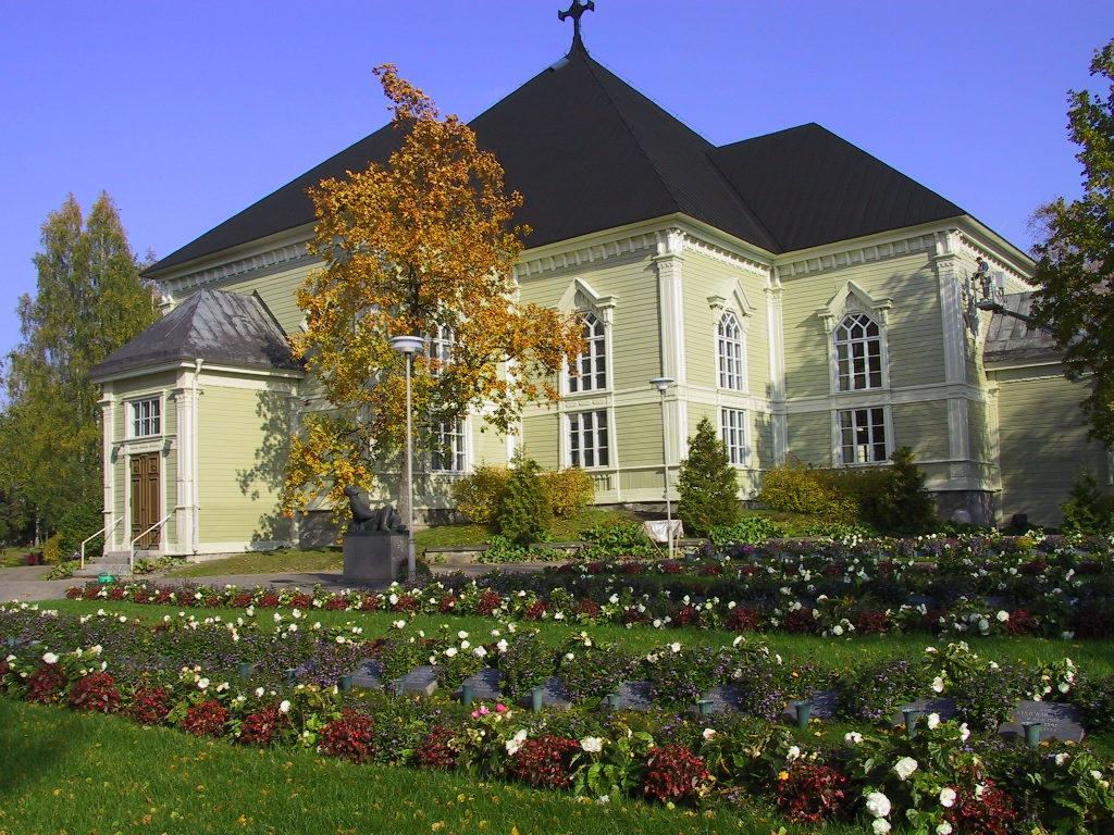 Kangasniemen kirkko