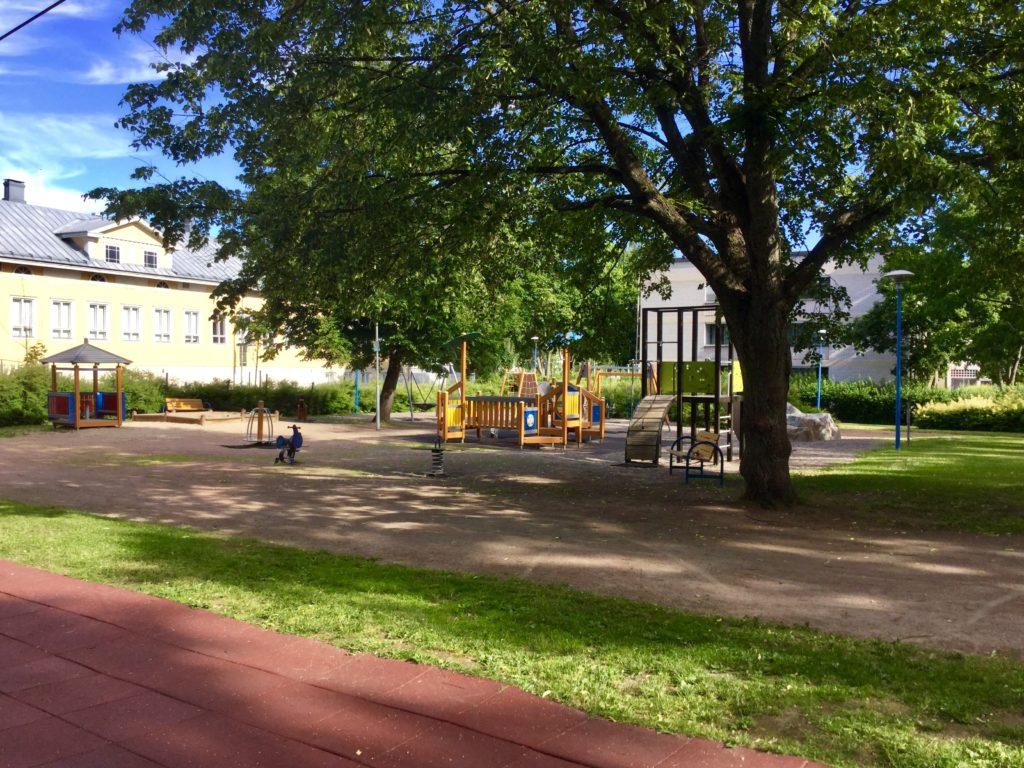 Anni Swan park