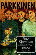 Suvi Kinoksen seitsemän enoa -kirjan kansi