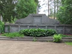 Vapaussodan muistomerkki
