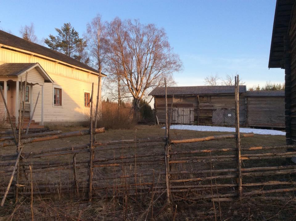 Pitkäpelto Farm House Museum