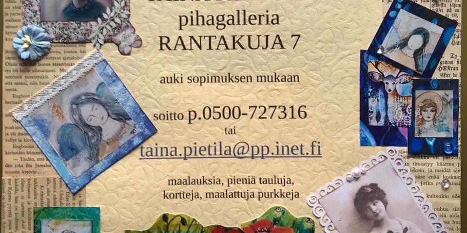 Taina Pietilä